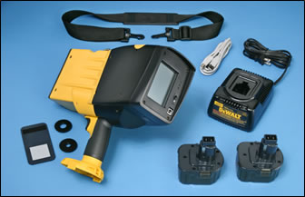 Retroreflectometer Equipment